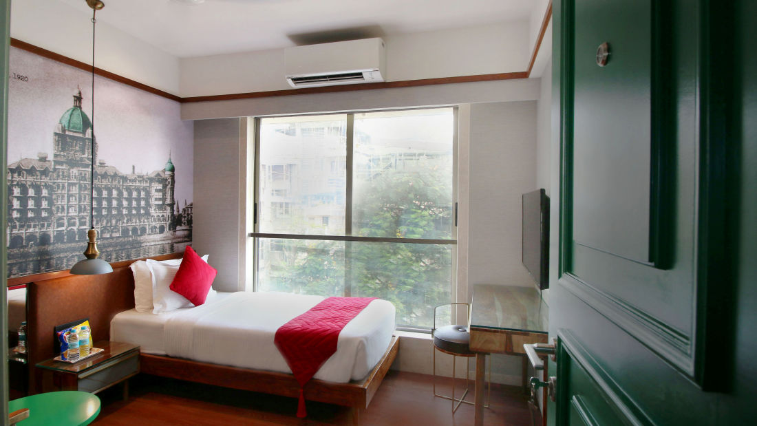 Single Bedroom 1, Serviced Apartments in Khar, Rooms in Khar, Hotels in Khar