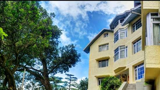 Facade Summit Le Royale Hotel Shimla 2