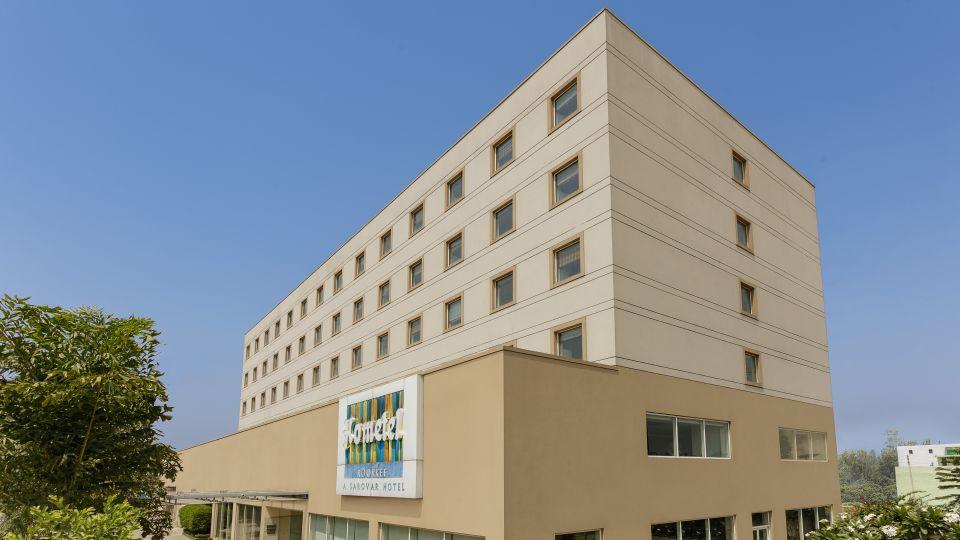 Facade,Hometel Roorkee, Top Hotel in Roorkee