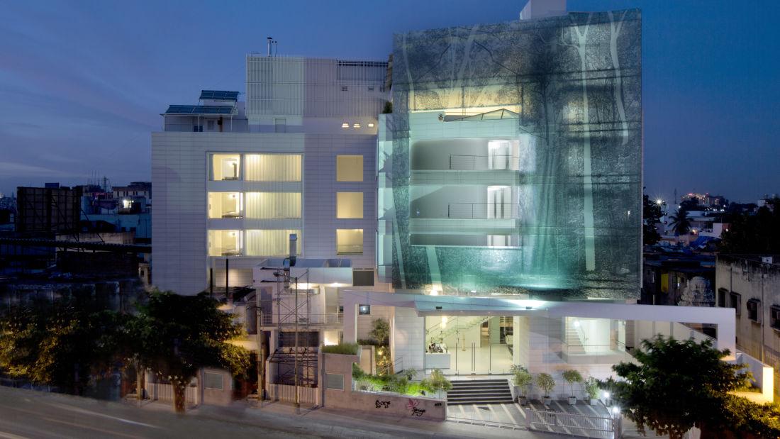 Springs Hotel & Spa, Bangalore Bengaluru Facade 1 Springs Hotel Spa Bangalore