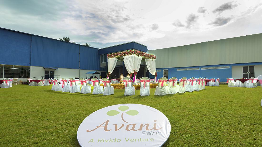 Destination Weddings in Bangalore, best wedding halls, wedding venues in Bangalore rgrAvani Palms 8