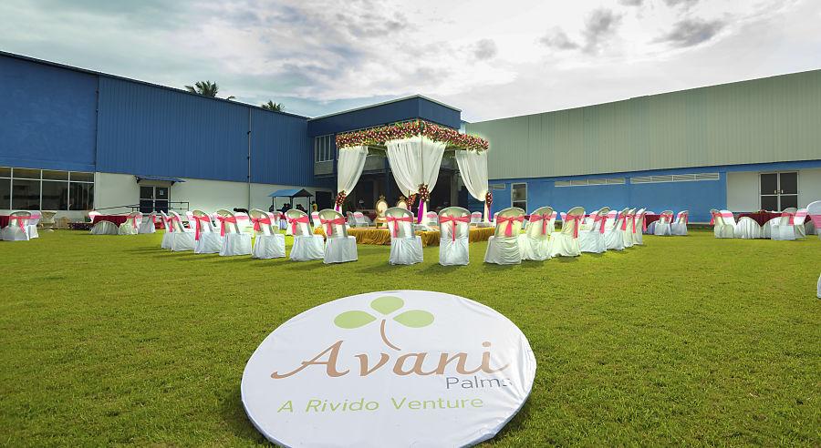 alt-text Destination Weddings in Bangalore, best wedding halls, wedding venues in Bangalore rgrAvani Palms 8