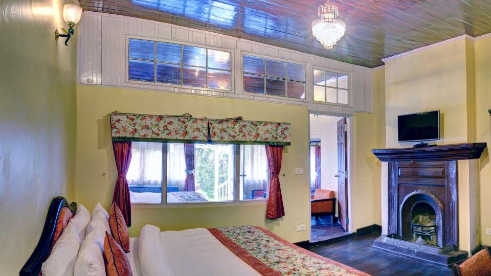 Heritage Cottage at Summit Swiss Heritage Hotel Darjeeling 1