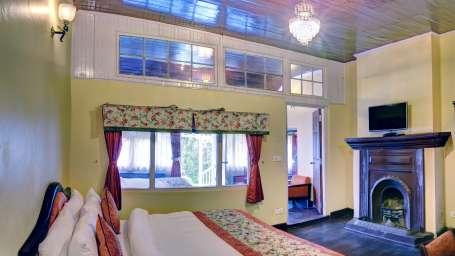 Heritage Cottage at Summit Swiss Heritage Hotel Darjeeling 1