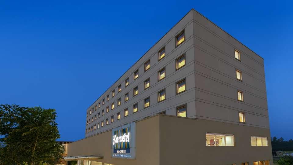 Facade,Hometel Roorkee, Top Hotel in Roorkee 2
