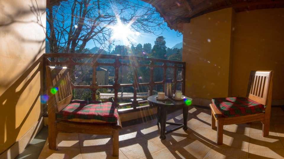 Balcony Rooms in Nainital, The Pavilion Hotel, Nainital Hotel 10