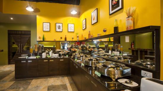 MoXa Cafe 2, Mango Hotels Airoli, Restaurants in Navi Mumbai