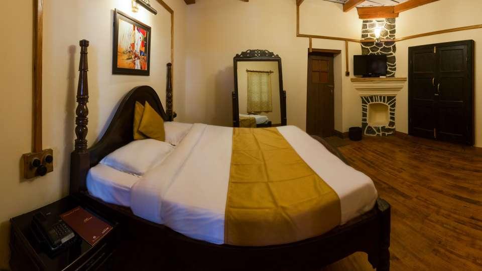 Hotel Himalaya, Nainital Nainital Heritage Room Hotel Himalaya Nainital