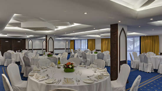 Conference Hall The Heron Portico Hotel in Nairobi 8