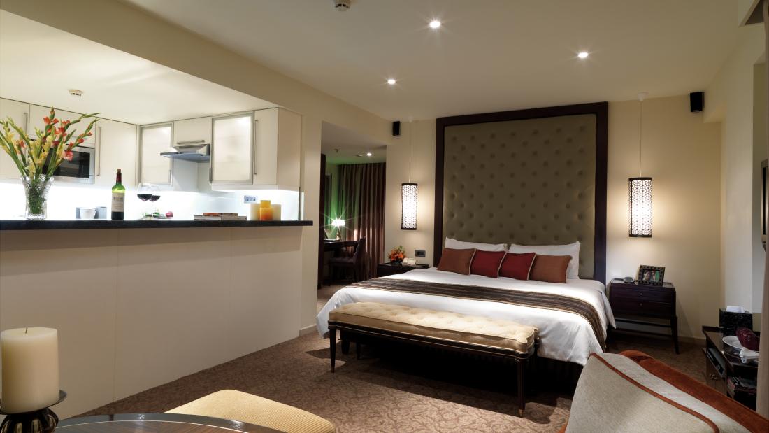Hotel Z Luxury Residences, Juhu, Mumbai  Mumbai Penthouse at Z Luxury Residences Hotel in Juhu Mumbai 8