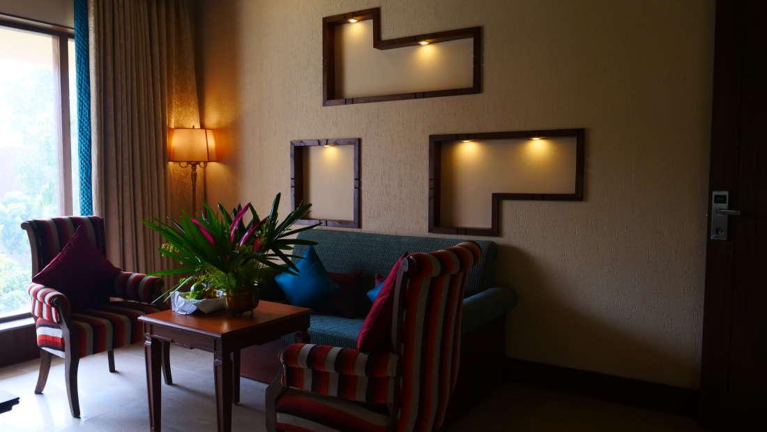 Premium Suite at Corbett Wild Iris Spa Resort 2