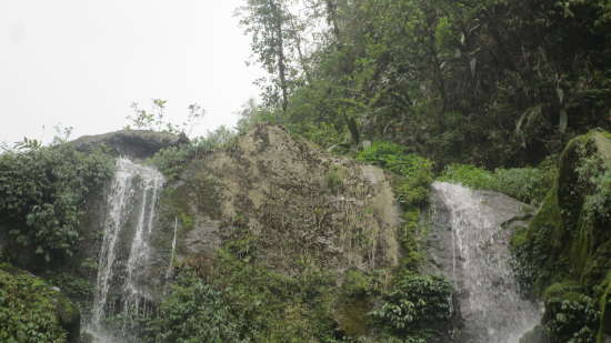 Bakthang Falls, The Royal Plaza Gangtok, hotels in gangtok