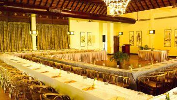 conference hall in Abad Whispering Palms, Kumarakom Resorts