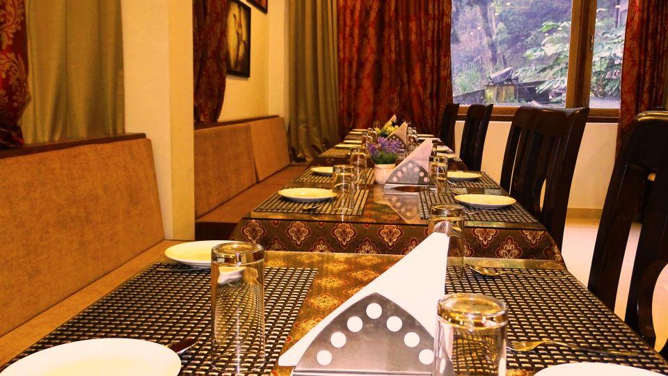 The Golden Crest Hotel Gangtok Gangtok DSC05533