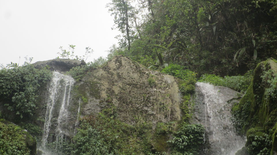Bakthang Falls, The Royal Plaza Gangtok, hotels in gangtok