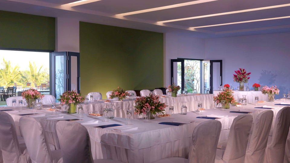 Conference Hall, The Serai Chikmagalur, Stay in Chikmagalur, Luxury Resorts in Chikmagalur 11