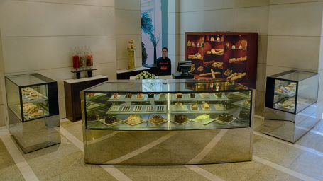 store, The Grand Hotel New Delhi