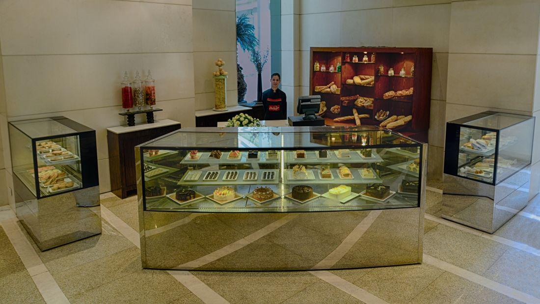 store, The Grand Hotel New Delhi