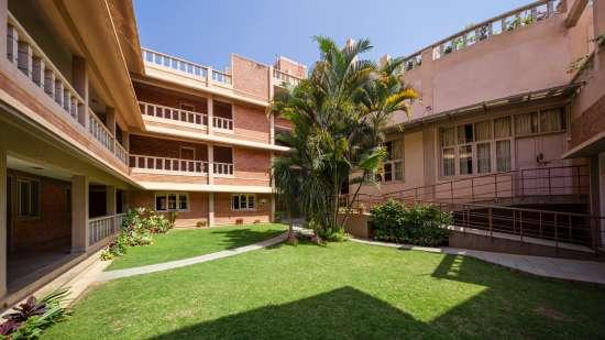 Saiacs CEO center  Hotel SAIACS CEO Centre Bangalore - Lawn