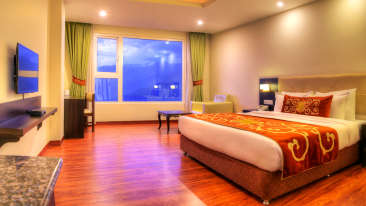 Deluxe Room Summit Denzong Hotel Spa Gangtok 3