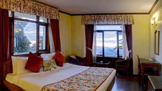 Super Deluxe Summit Le Royale Hotel Shimla