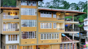 Facade Summit Newa Regency Spa Pelling Hotels in Pelling