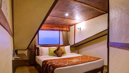 attic Summit Hermon Resort and Spa Darjeeling