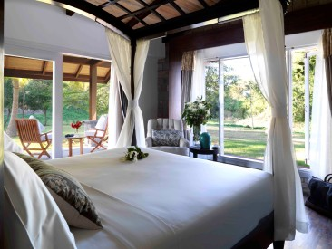 The Residence Room, The Serai Kabini, Best Riverside Resort in Kabini 1