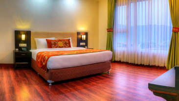 Deluxe Room Summit Denzong Hotel Spa Gangtok 1