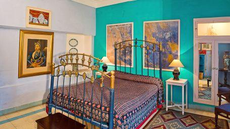 Neemrana Fort-Palace - 15th C, Delhi-Jaipur Highway Neemrana Chini Mahal Hotel Neemrana Fort Palace Neemrana Rajasthan 2