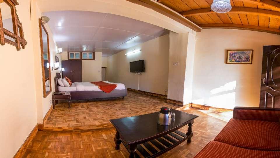 Standard Room at The Pavilion Hotel Nainital, Nainital Hotel 5