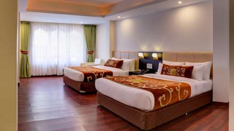 Family Suite at Summit Denzong Hotel Spa Gangtok 11