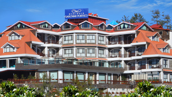 hotel rooms in Mashobra near Shimla Mashobra hotel rooms cottages in Mashobra  best place to stay in Mashobra Cottages in Mashobra cottages near Shimla and Kufri best hotel rooms in Mashobra Facade Marigold Sarovar Portico Shimla, hotels in Shimla, resorts