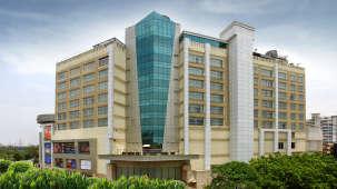 Facade at Mahagun Sarovar Portico Vaishali, hotels in ghaziabad