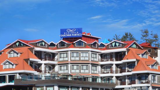 Facade Marigold Sarovar Portico Shimla, hotels in Shimla, resorts in Shimla