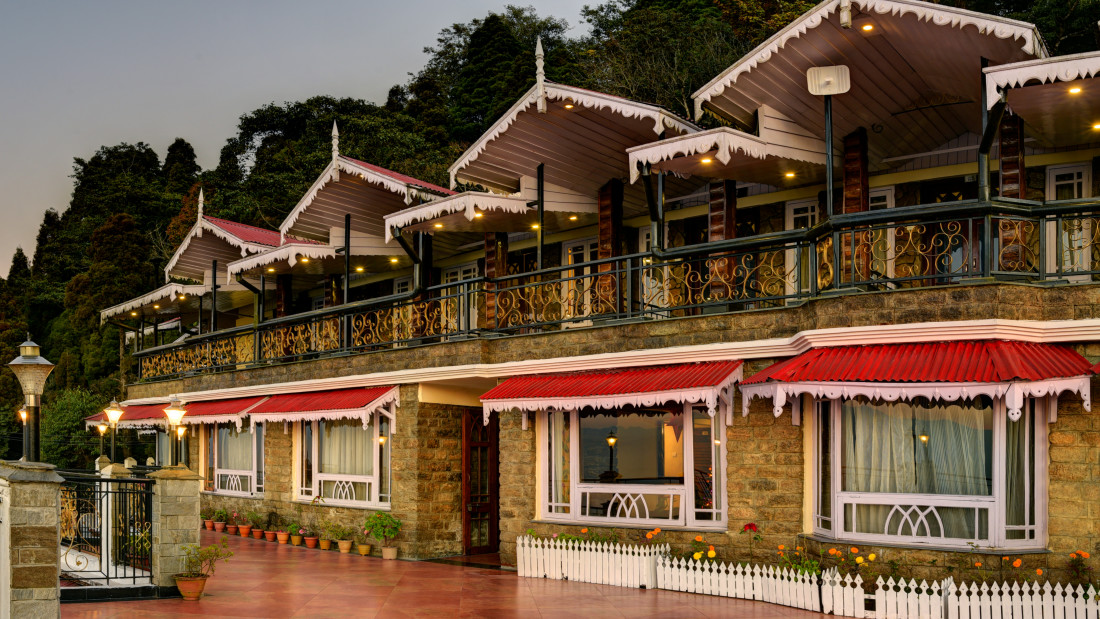 Exterior Summit Grace Hotel and Spa, Darjeeling