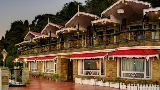 Exterior Summit Grace Hotel and Spa, Darjeeling