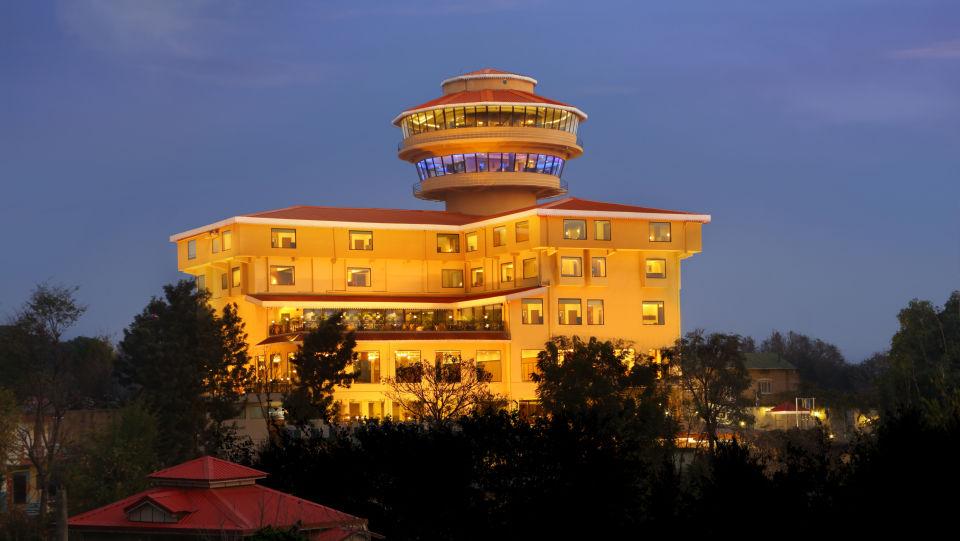 Facade at RS Sarovar Portico, Palampur Resorts   5