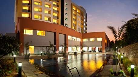 External view of Wonderla Resort Bangalore
