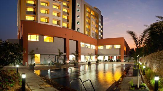 External view of Wonderla Resort Bengaluru