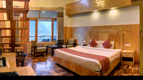 Family Suite Summit Chandertal Regency Hotel Spa Manali Hotels in Manali