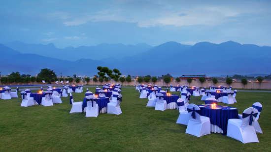 Banquet at Hotel Seyfert Sarovar Portico Dehradun 4