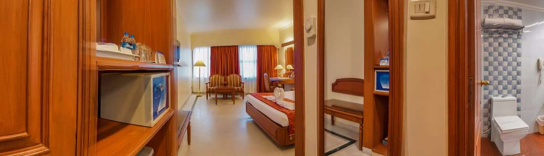 Hotel Annamalai International, Pondicherry Pondicherry Premium Room - King Bed Hotel Annamalai International Pondicherry