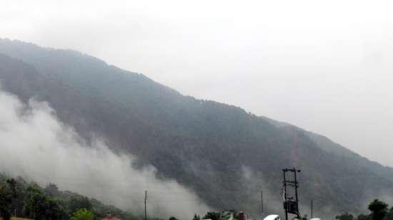 Pangot Panorama Nainital