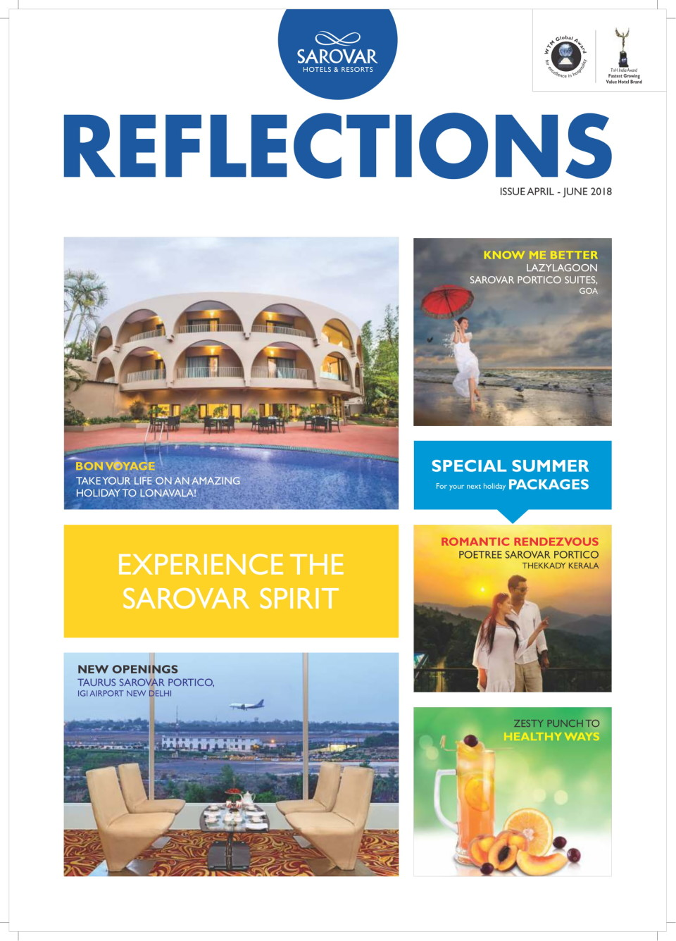 Reflections Newsletter-APRIL-JUNE 2018-1