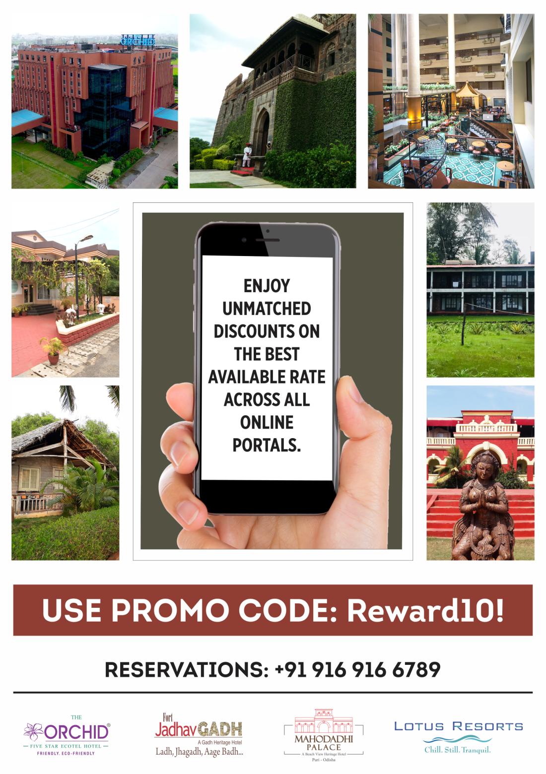 Orchid Rewards Member Special Offer