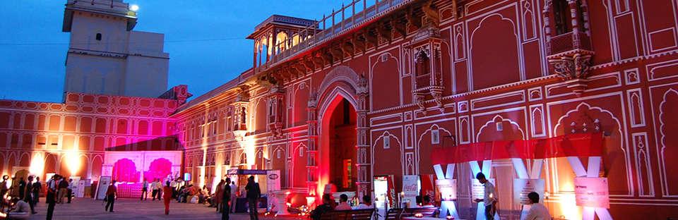 Jaipur Lal Kothi Sarovar Premiere Jaipur