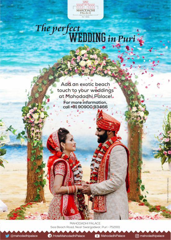 KHIL Wedding Destination Mahodadhi Palace Emailer