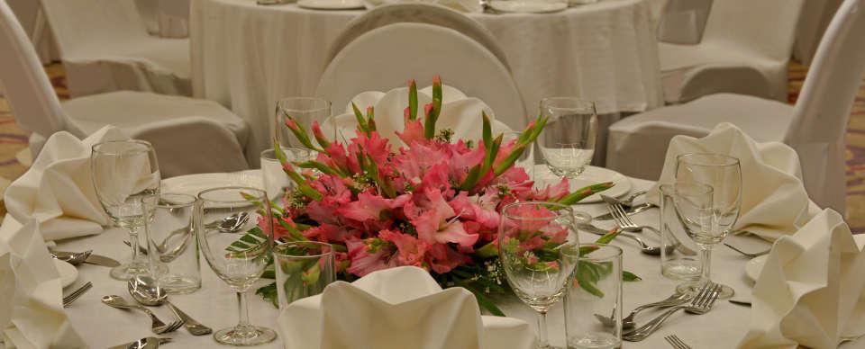 Banquet at Hotel RK Sarovar Portico Srinagar 1
