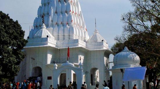 Banjari Mata Mandir Singhania Sarovar Portico Raipur